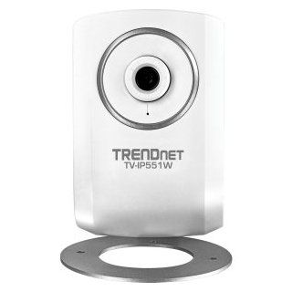 TRENDnet TV IP551W Surveillance/Network Camera   Color   Board Mount