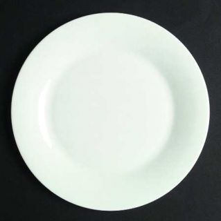 Royal Doulton Innocence Dinner Plate, Fine China Dinnerware   All White, Coupe,