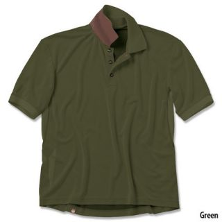 Beretta Mens Bamboo Tech Polo Shirt 763350