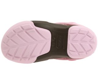 Crocs Kids Dawson Toddler Little Kid Chocolate Bubblegum