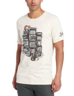 Lucky Brand Men's Fender Amp Graphic Tee, Stone White, Small at  Men�s Clothing store