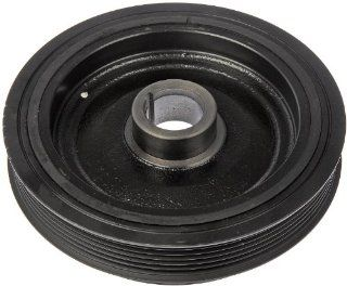 Dorman 594 258 Double Serpentine Harmonic Balancer Automotive