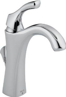 Delta 592 DST Addison Single Handle Centerset Lavatory Faucet, Chrome   Touch On Bathroom Sink Faucets