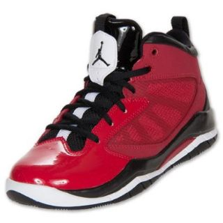 Nike Air Jordan Flight Team 11 Boys (GS) Basketball Shoes 428780 601 Shoes