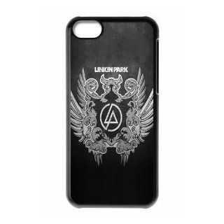 Custom Linkin Park New Back Cover Case for iPhone 5C CLR602 Cell Phones & Accessories