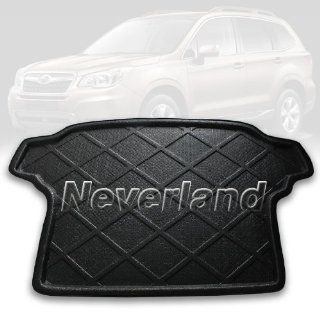 Neverland Rear Trunk Tray Boot Liner Cargo Mat Floor Protector for Subaru Forester 09~2013 Automotive
