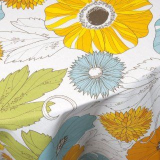 Now Designs 60 Inch Round Tablecloth, Carmen