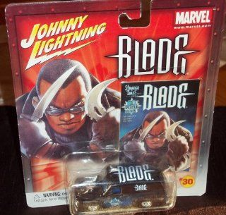 Johnny Lightning Marvel Comics Blade #1 '55 Ford Panel Delivery Toys & Games