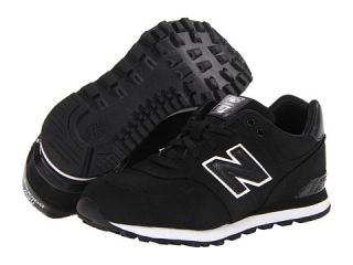 New Balance Kids KL574 (Toddler/Little Kid/Big Kid) Black F13