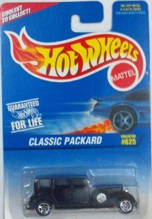 Hot Wheels Classic Packard Collector #625 Toys & Games
