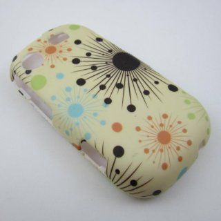 HARD PHONE CASES COVERS SKINS SNAP ON FACEPLATE PROTECTOR FOR SAMSUNG MESSAGER TOUCH SLIDER SCH R630 SCH R631 CRICKET ALLTEL / polka dots (WHOLESALE PRICE) Cell Phones & Accessories