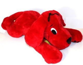 Clifford the Big Red Dog Plush   24 inches Toys & Games