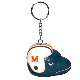 NFL Miami Dolphins Topper  Sports Fan Keychains  Sports & Outdoors