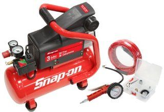 Snap On 870931 3 Gallon Air Compressor Kit