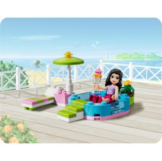 LEGO Friends Emmas Splash Pool (3931)      Toys