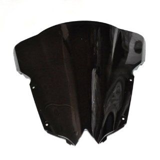 Black Windshield Windscreen for YAMAHA R6 2008 2009 2010 2011 2012 2013 Automotive