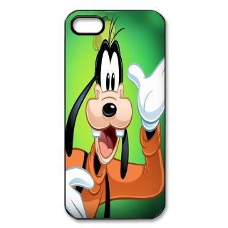 Mystic Zone Personalized Goofy iPhone 5 Case for iPhone 5 Cover Cartoon Fits Case WSQ0199 Cell Phones & Accessories