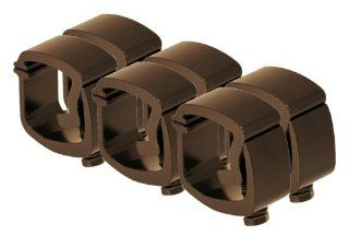 API AC101BP6 Black Mounting Clamps for Truck Caps / Camper Shells (Set of 6)   C Clamps
