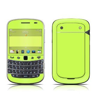 Solid State Lime Design Protector Skin Decal Sticker for BlackBerry Bold Touch 9930 9900 Cell Phone Cell Phones & Accessories
