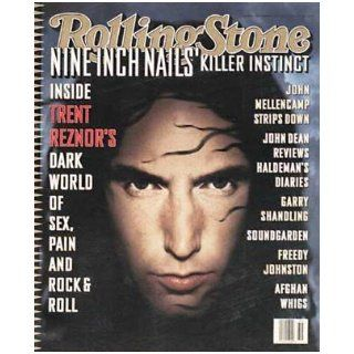 Rolling Stone Magazine, Issue 690, September 1994, Nine Inch Nails Cover Jann S Wenner Books