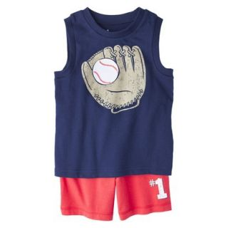 Circo® Infant Toddler Boys Baseball Muscle
