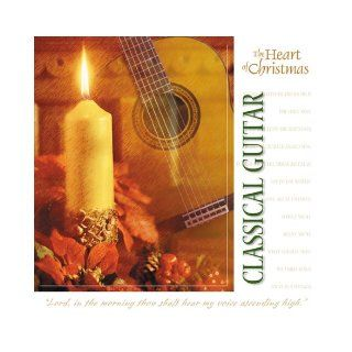 Classical Guitar (The Heart of Christmas) Jaysong 9781577481256 Books