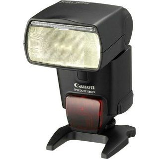 Canon Speedlite 580EX Flash for Canon EOS SLR Digital Cameras   Older Version  On Camera Shoe Mount Flashes  Camera & Photo