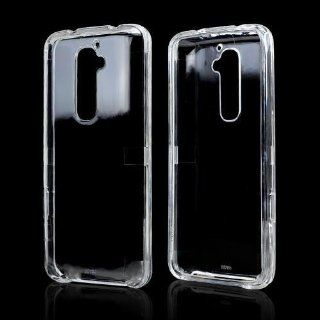Clear LG G2 (AT&T, T Mobile, Sprint) Plastic Case Cover [Anti Slip] Supports Premium High Definition Anti Scratch Screen Protector; Durable Fashion Snap on Hard Case; Coolest Ultra Slim Case Cover for G2 (AT&T, T Mobile, Sprint) Supports LG (AT&