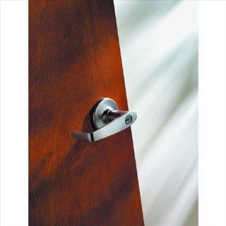 Kwikset 720KNL 26D Kingston Residential/Light Commercial Grade 2 Passage Leverset, Satin Chrome   Door Levers