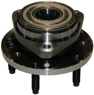 GMB 725 0025 Wheel Bearing Hub Assembly Automotive