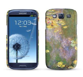 Samsung Galaxy S3 Case Water Lily Pond Giverny 1919 Claude Monet Cell Phone Cover Cell Phones & Accessories