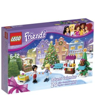 LEGO Friends Advent Calendar (41016)      Toys