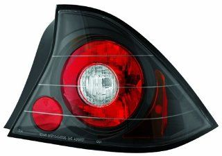 IPCW CWT 736B2 Crystal Eyes Bermuda Black Tail Lamp   Pair Automotive