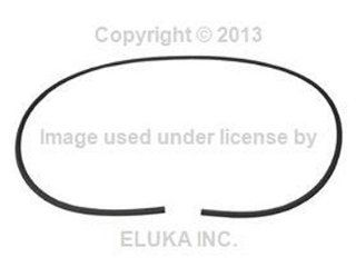 BMW E38 740i 740iL 750iL Front Bumper Cover Gasket Seal Automotive