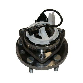 GMB 730 0410 Wheel Bearing Hub Assembly Automotive