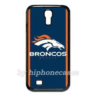 Samsung Galaxy S4 accessories Samsung Galaxy S4 IV back Cases Broncos logo label by hiphonecases Cell Phones & Accessories