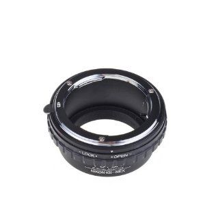 Fotga Nikon G to Sony NEX 5N NEX C3 NEX VG10 NEX3 E Mount Adapter Ring  Camera Lens Adapters  Camera & Photo