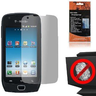Anti Glare Screen Protector for Samsung Exhibit 4G SGH T759 Cell Phones & Accessories