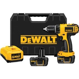 DEWALT DCD760KL 18 Volt 1/2 Inch Cordless Compact Lithium Ion Drill/Driver Kit with Mini Tool Box (fs)