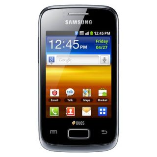 Samsung Galaxy Y Duos S6102 Unlocked Cell Phone