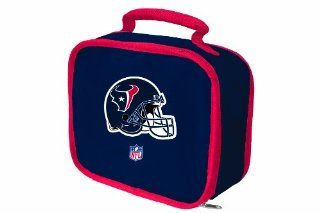 NFL Houston Texans Lunchbreak Lunchbox  Sports Fan Lunchboxes  Sports & Outdoors