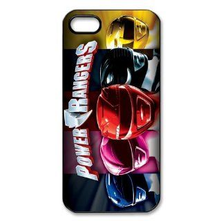 Power Rangers iPhone 5 Case Hard Back Cover Fit Cases NMPC0564 Cell Phones & Accessories