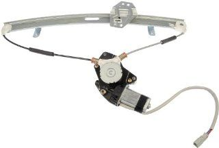Dorman 741 767 Honda Accord Front Passenger Side Window Regulator with Motor Automotive