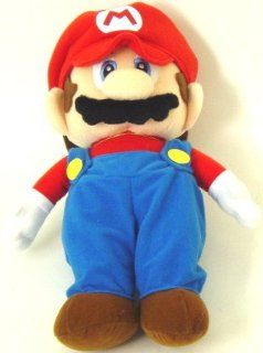 "Nintendo Super Mario Brothers Mario Party 12"" Inch Plush Mario Toys & Games"