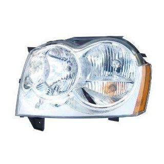 Jeep Grand Cherokee Headlight OE Style Replacement Headlamp Driver Side New Automotive