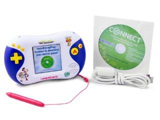 LeapFrog Leapster 2 Learning System With able Disney Pixar Toy Story 3 Game Toys & Games