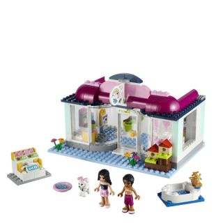 LEGO Friends Heartlake Pet Salon (41007)      Toys