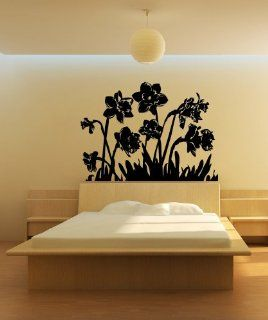 Vinyl Wall Decal Sticker Daffodils size 26inX36in item AC159s   Wall Decor Stickers