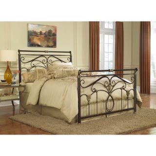 Fashion Bed Group Lucinda Full size Metal Bed Multi Size Full