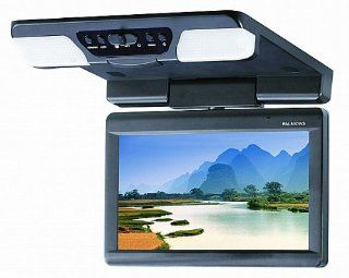 "Valor RM 850WS 8.5"" Wide Screen LCD Monitor w/ IR Transmitter  Vehicle Overhead Video"